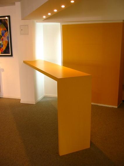 tische und theken m bel m belplanung tischlermeister. Black Bedroom Furniture Sets. Home Design Ideas